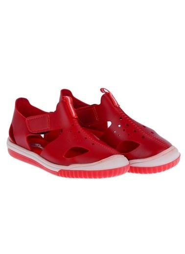 Pandora Kiko Pnd 700.S.500 Günlük Cırtlı Kız/Erkek Çocuk Sandalet Ayakkabı Kırmızı